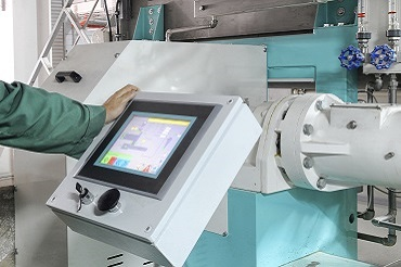 Touch Screen: Industrial/Instrumentation